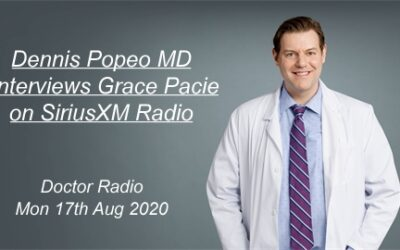 Grace Pacie Interview on SiriusXM